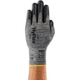 11-801-10 Hyflex; Foam Nitrile Coated Gloves, Ansell 11-801-10, 1-Pair