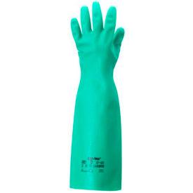117298 Sol-Vex;  Unsupported Nitrile Gloves, Ansell 37-185-7, 1-Pair