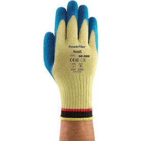 288818 PowerFlex; Cut Reisistant Gloves, Ansell 80-600-10, 1-Pair