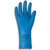 113680 Ansell 88-356 VersaTouch; Natural Blue Chemical Resistant Gloves, Size 8, 1 Pair