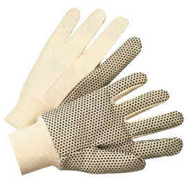 1000 series canvas gloves, anchor 781k, pack of 12 1000 Series Canvas Gloves, Anchor 781k, Pack of 12