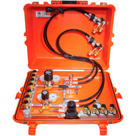 air systems international 11-outlet hp mack™ series multi air command kit, schrader, mack-3