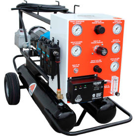 air systems international explosion-proof auto-air™ compressor system, hansen, ta3-axaf