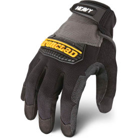 ironclad® hug-05-xl heavy utility™ gloves, black/gray, 1 pair, xl Ironclad® HUG-05-XL Heavy Utility™ Gloves, Black/Gray, 1 Pair, XL