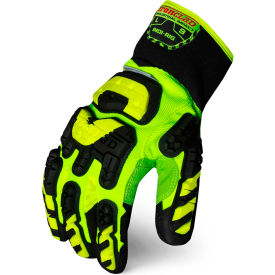 ironclad® indi-rig-05-xl industrial impact rigger gloves, cut a2, lime, 1 pair, xl Ironclad® INDI-RIG-05-XL Industrial Impact Rigger Gloves, Cut A2, Lime, 1 Pair, XL