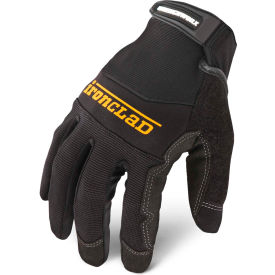 ironclad® wwi2-03-m vibration impact gloves, 1 pair, m Ironclad® WWI2-03-M Vibration Impact Gloves, 1 Pair, M