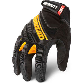 ironclad sdg2-06-xxl super duty™ 2 gloves, 1 pair, black/yellow, 2xl Ironclad SDG2-06-XXL Super Duty™ 2 Gloves, 1 Pair, Black/Yellow, 2XL