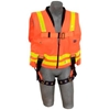 1107404 Delta No-Tangle; Hi-Vis Vest Harnesses, DBI/SALA 1107404