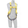 1101253 DBI-SALA; 1101253 Delta Vest Style Full Body Harness, Tongue Buckle, 420 Cap Lbs, XXL