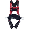 1161205 Protecta; Comfort Construction Style Positioning Harness, Tongue Buckle & Pass Thru, M/L