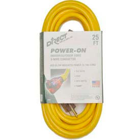 direct wire 12/3 xcord yellow 25 lit Direct Wire 12/3 Xcord Yellow 25 LIT