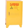 1925LEGS Eagle Flammable Liquid Tower; Safety Cabinet with Manual Close - 12 Gallon