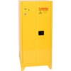 1962LEGS Eagle Flammable Liquid Tower; Safety Cabinet with Manual Close - 60 Gallon