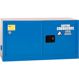 ADD-CRA Eagle Acid & Corrosive Cabinet with Manual Close - 15 Gallon