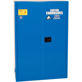 CRA-47 Eagle Acid & Corrosive Cabinet with Manual Close - 45 Gallon
