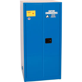 CRA-62 Eagle Acid & Corrosive Cabinet with Manual Close - 60 Gallon