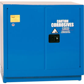 CRA-71 Eagle Acid & Corrosive Cabinet with Manual Close - 22 Gallon