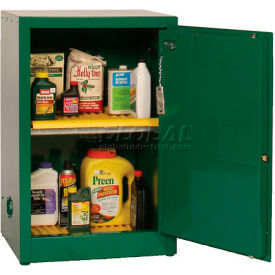 eagle pesticide safety cabinet with self close - 12 gallon Eagle Pesticide Safety Cabinet with Self Close - 12 Gallon