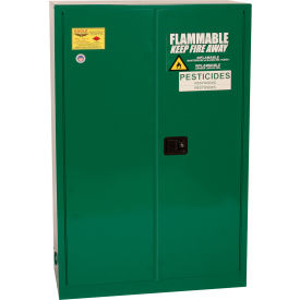 eagle pesticide safety cabinet with manual close - 45 gallon Eagle Pesticide Safety Cabinet with Manual Close - 45 Gallon