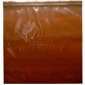 "amber seal top bag, 3 mil, 3"" x 5"", pkg qty 1000 Amber Seal Top Bag, 3 mil, 3"" x 5"", Pkg Qty 1000"