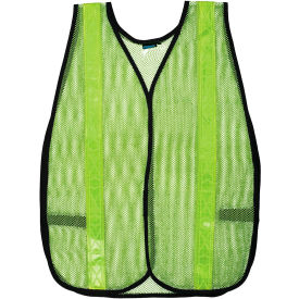 14602 Aware Wear; Non-ANSI Vest, 14602 - Lime, One Size
