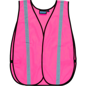 61728 Aware Wear; Non-ANSI Vest, 61728 - Pink, One Size