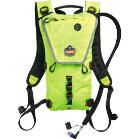 ergodyne® chill-its® 5156 premium low profile hydration pack, hi-vis lime, 3 liter Ergodyne® Chill-Its® 5156 Premium Low Profile Hydration Pack, Hi-Vis Lime, 3 Liter