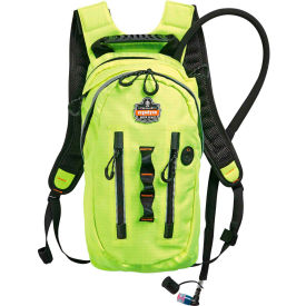 ergodyne® chill-its® 5157 premium cargo hydration pack, hi-vis lime, 2 liter Ergodyne® Chill-Its® 5157 Premium Cargo Hydration Pack, Hi-Vis Lime, 2 Liter