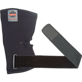 16584 Ergodyne; Proflex; 655 Neoprene Elbow Sleeve with Strap, Black, Large