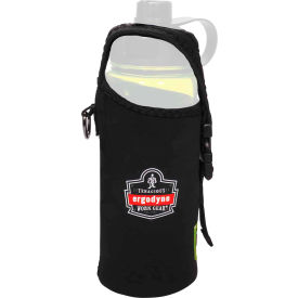 ergodyne® 3775l squids® large can/bottle holder & trap, black Ergodyne® 3775L Squids® Large Can/Bottle Holder & Trap, Black