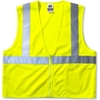 20995 Ergodyne; GloWear; 8205Z Class 2 Super Econo Vest, Lime, L/XL