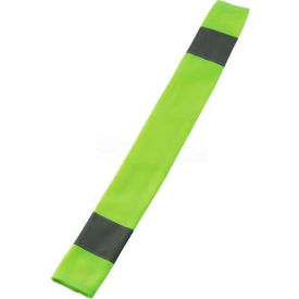 29043 Ergodyne; GloWear; Seat Belt Cover, One Size, Lime, 29043