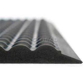 "ergomat® classic anti fatigue mat 5/8"" thick 4 x 17 gray Ergomat® Classic Anti Fatigue Mat 5/8"" Thick 4 x 17 Gray"
