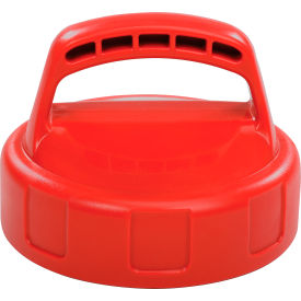 oil safe storage lid, red, 100108 Oil Safe Storage Lid, Red, 100108