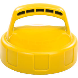 oil safe storage lid, yellow, 100109 Oil Safe Storage Lid, Yellow, 100109