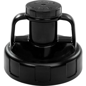 100201 Oil Safe Utility Lid, Black, 100201