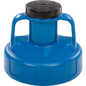 100202 Oil Safe Utility Lid, Blue, 100202