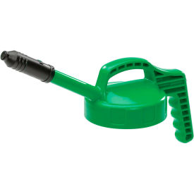 100305 Oil Safe Stretch Spout Lid, Light Green, 100305