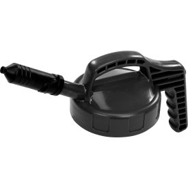 oil safe mini spout lid, black, 100401 Oil Safe Mini Spout Lid, Black, 100401