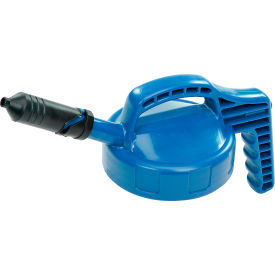 oil safe mini spout lid, blue, 100402 Oil Safe Mini Spout Lid, Blue, 100402