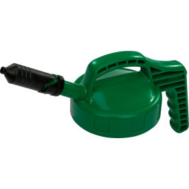 oil safe mini spout lid, dark green, 100403 Oil Safe Mini Spout Lid, Dark Green, 100403