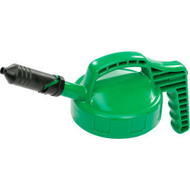 oil safe mini spout lid, light green, 100405 Oil Safe Mini Spout Lid, Light Green, 100405