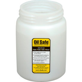 101002 Oil Safe 2.0 Quart/Liter Drum, 101002