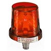 225-120R Federal Signal 225-120R Rotating Light, 120VAC, Red