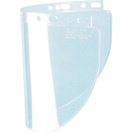 4178CL FIBRE_METAL by Honeywell 4178CL, Wide Vision Faceshield Window