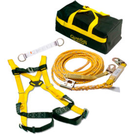guardian 00740, sack of safety complete roofers kit Guardian 00740, Sack of Safety Complete Roofers Kit