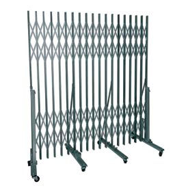 P601-06 Superior Heavy-Duty Portable Gate - 3-1/2 to 6 Openings