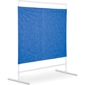 "dqe® privacy screen, 70""h x 65""w pvc frame DQE® Privacy Screen, 70""H x 65""W PVC Frame"