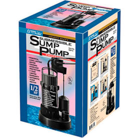 aquaplumb® ssp12 1/2 hp submersible sump pump AquaPlumb® SSP12 1/2 HP Submersible Sump Pump