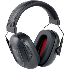 honeywell verishield™ 1035100-vs 100 passive earmuffs, over the head, black, nrr 24 Honeywell VeriShield™ 1035100-VS 100 Passive Earmuffs, Over The Head, Black, NRR 24